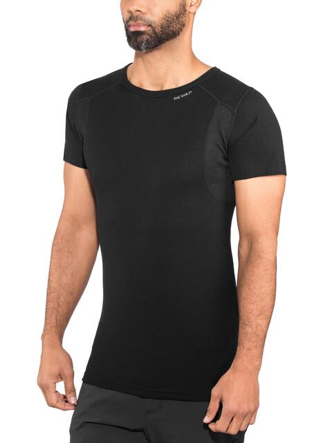 Devold M's Hiking T-Shirt Black